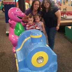 Photo taken at Chuck E. Cheese's by Jeannette V. on 3/8/2013