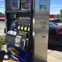 Photo taken at APlus at Sunoco by 🇷🇺🐝Natalia F🐝🇷🇺 on 8/22/2015