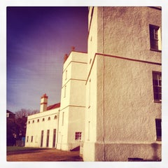 Photo taken at Rathfarnham Castle by Iarla B. on 1/4/2013