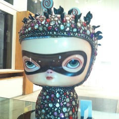 Photo taken at AFA NYC Animazing Gallery by Perlorian B. on 11/27/2012