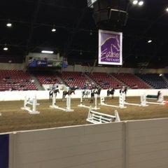 Photo taken at Taft Coliseum by John G. P. on 4/14/2013