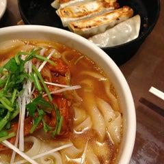 Photo taken at 刀削麺・火鍋 XI'AN ヨドバシAKIBA店 by Eric L. on 5/17/2013