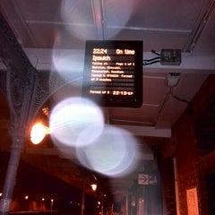 Photo taken at Bury St Edmunds Railway Station (BSE) by Екатерина В. on 6/2/2014