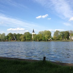 Photo taken at Treptower Park by Helmut A. on 5/5/2013