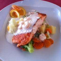 Photo taken at Caruso by Viktor V. on 7/3/2013