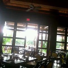 Photo taken at La Laguna Restaurant & Lounge by Linisho f. on 3/12/2013