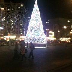 Photo taken at 청량리역 (Cheongnyangni Stn.) by J. J. Park on 12/1/2012