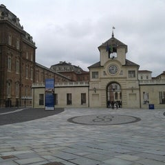 Photo taken at Reggia di Venaria Reale by Alessio on 5/3/2013