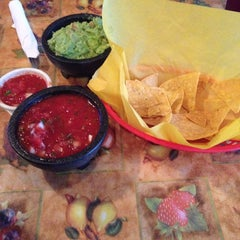 Photo taken at Amigo's Authentic Mexican Food by Morey C. on 5/3/2014