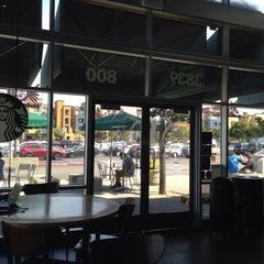 Photo taken at Starbucks by Sally Ann B. on 7/28/2014