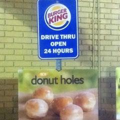 Photo taken at Burger King® by Emma C. on 5/14/2013