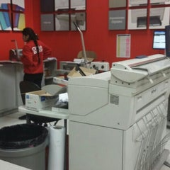 Photo taken at Office Depot by Andrea S. on 12/1/2015