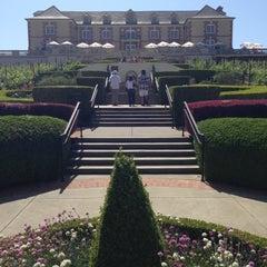 Photo taken at Domaine Carneros by Brenda T. on 5/4/2013