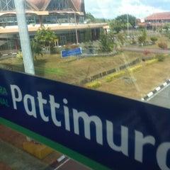 Photo taken at Pattimura International Airport (AMQ) by Gusmiadir R. on 12/9/2012