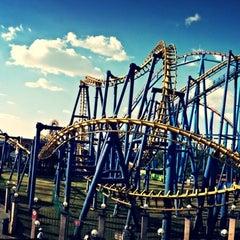 Photo taken at Six Flags México by Bërnard ॐ. on 6/2/2013