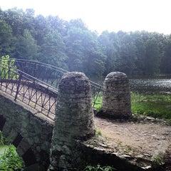 Photo taken at Природно-исторический парк «Кузьминки-Люблино» by Даниил П. on 6/30/2013