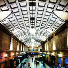 Photo taken at Adelaide Railway Station by Victor T. on 7/17/2013