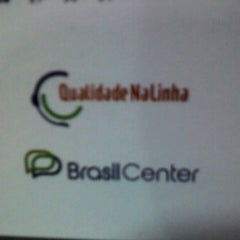 Photo taken at Brasil Center - Contact Center by Luciano M. on 5/3/2013