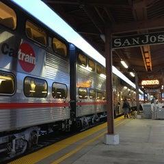 Photo taken at San Jose Diridon Caltrain & Amtrak Station by Jon S. on 5/28/2013