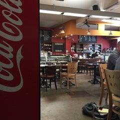 Photo taken at The Novel Cafe by Jon S. on 5/10/2015