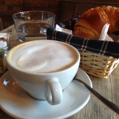 Photo taken at Caffe' Dei Pazzi by ⚓️ Carlo F. on 12/19/2013