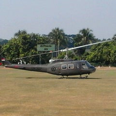 Photo taken at Divisi 1 Infanteri Kostrad Cilodong by Ichsan on 5/22/2013