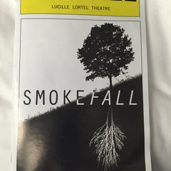 Photo taken at Lucille Lortel Theatre by Andrew G. on 2/6/2016