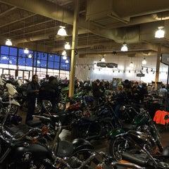 Photo taken at Black Hills Harley-Davidson by Deborah B. on 1/17/2015