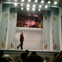 Photo taken at Teatro El Nacional by Damasceno Souza F. on 5/5/2013