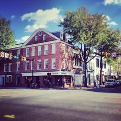 Photo taken at Old Town Alexandria by Alex B. on 10/24/2013