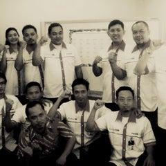 Photo taken at Bank Mandiri CBC Bekasi by Beedoank B. on 6/3/2014