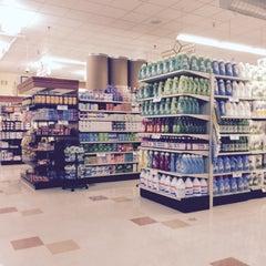 Photo taken at City Supermarket Irvington by Abdullah Yilmaz T. on 12/12/2014