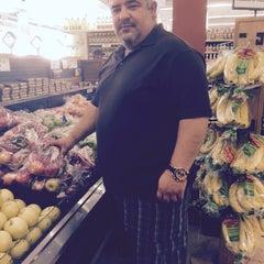 Photo taken at City Supermarket Irvington by Abdullah Yilmaz T. on 10/4/2014