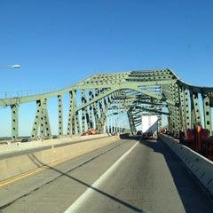 Photo taken at Burlington–Bristol Bridge by Abdullah Yilmaz T. on 9/17/2013
