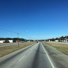 Photo taken at Phenix City, AL by Abdullah Yilmaz T. on 1/25/2015