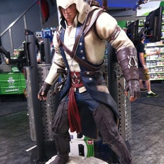 Photo taken at EB Games by Andrew B. on 7/6/2013
