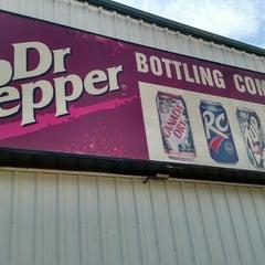 Photo taken at Dr Pepper Bottling Co by Tom K. on 10/8/2015