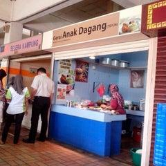Photo taken at Pasar Besar Awam TTDI by Nor Azlina A. on 5/31/2013