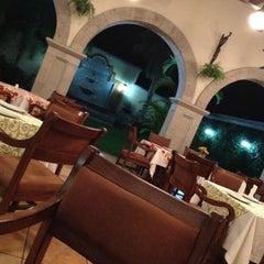 Photo taken at Hotel Los Abolengos by Cesar B. on 4/27/2013