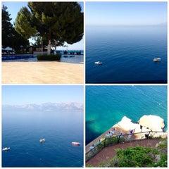 Photo taken at Antalya Hotel by Hülya Ç. on 6/25/2013