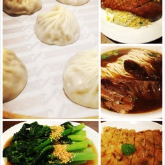 Photo taken at Din Tai Fung 鼎泰豐 by Alicia T. on 3/30/2015