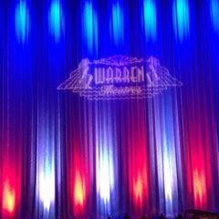 Photo taken at Warren Theatres by Sonya E. on 5/26/2013