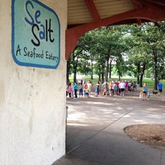 Photo taken at Sea Salt Eatery by Jason S. on 8/4/2013