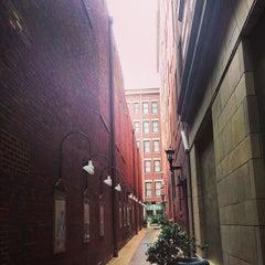 Photo taken at Main Street by Jason S. on 9/27/2014