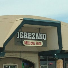 Photo taken at Jerezano Mexican Restraunt by Phillip E. on 3/28/2013