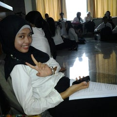 Photo taken at Kampus A Universitas Gunadarma by Bestiria R. on 11/3/2012