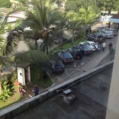 Photo taken at Le Méridien Douala by J. R. on 5/15/2013