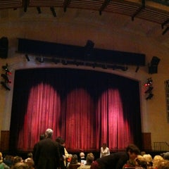 Photo taken at Emilie K Asplundh Concert Hall by Patrick G. on 12/15/2012