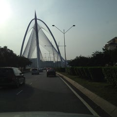 Photo taken at Putrajaya by @MiLϒ on 10/12/2012
