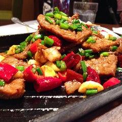 Photo taken at 1010新湘菜館 Pop Hunan Cuisine by Ryan I. on 12/9/2014
